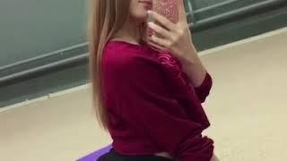 Girl Booty Shake - رقص کون دختر