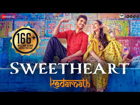 Xxx Mp4 Sweetheart Full Video Kedarnath Sushant Singh Sara Ali Khan Dev Negi Amit Trivedi 3gp Sex