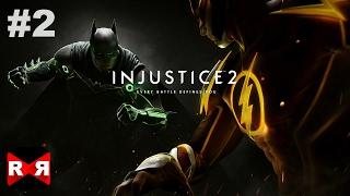 Injustice 2 - Battle 21-chap 2 Battle 4 - iOS / Android Gameplay Video