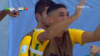 Match 26: Brazil v Portugal - FIFA Beach Soccer World Cup 2017