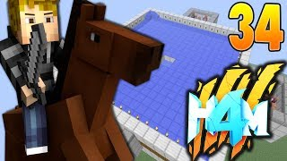 NEW VILLAGER BUILD?! |HOW TO MINECRAFT 4 #34 (Minecraft 1.8 SMP)