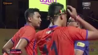 STL 2017 Champions Cup | KL Thunder v Manang City Voyagers (Thailand)