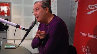 Borhen Bsaïes: Vous êtes tous des anges et je suis le diable menteur