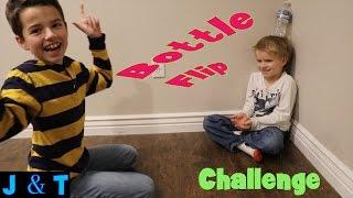 Ultimate Bottle Flip Challenge