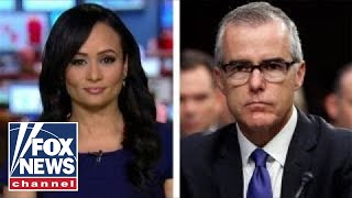 Katrina Pierson on the firing of Andrew McCabe