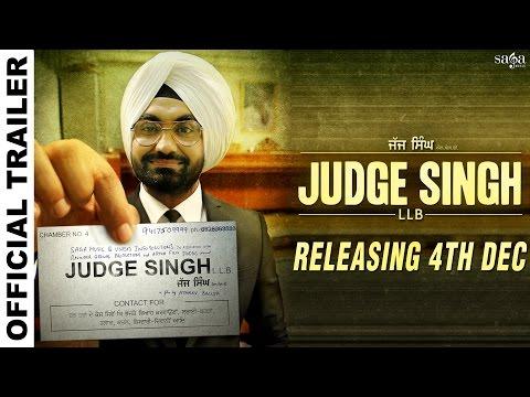 Judge Singh LLB - Trailer - Ravinder Grewal - Latest Punjabi Movies 2015 - Full movie out - Sagahits