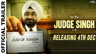Judge Singh LLB - Trailer - Ravinder Grewal - Latest Punjabi Movies 2015 - Full movie out - Sagahits
