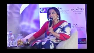 Video: Kahaani 2 Promotions in Kolkata with Vidya Balan