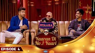 Harrdy Sandhu, Jaani & B Praak | Ammy Virk | Yaaran Di No.1 Yaari Episode 4 | PitaaraTV