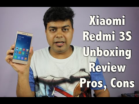 Hindi   Xiaomi Redmi 3S India Unboxing, Review, Pros, Cons, Should You Buy   Gadgets To Use