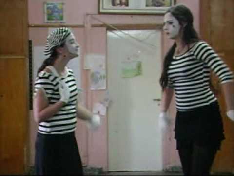 Mimos y Payasadas Grupo de teatro Bohemia