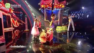 Arabs Got Talent- عرض النهائيات – Sarah Vagabond