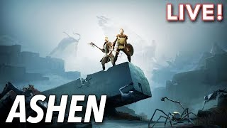 Ashen with Paul & Heather