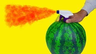 12 SMART IDEAS   WATERMELON HACK
