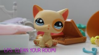 Lps: Clean Your Room