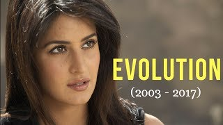 Katrina Kaif Evolution (2003 - 2017)