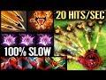 20 hit/sec EZ NEW CANCER Dendi Clinkz Counter ALL - Most FUN Dota 2