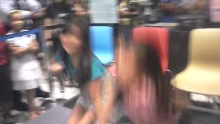 Kazumi porquez and arsenal ashley sarmiento ako ic