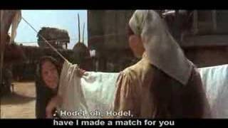 Fiddler on the roof - Matchmaker ( with subtitles )
