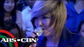 Gandang Gabi Vice: Charice Pempengco sung Houston hit
