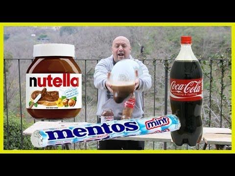Xxx Mp4 Coke Nutella Mentos Durex ITALIA World Record 3gp Sex