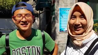 চীনের সবচেয়ে বড় ও পুরনো মসজিদ