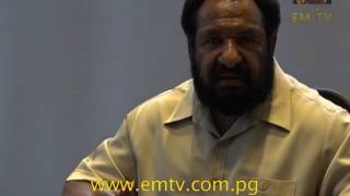 Opposition Leader on PNG Petroleum and Energy Summit