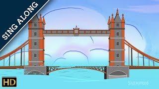 London Bridge Is Falling Down (HD) Sing Along Nursery Rhymes For Kids | Shemaroo Kids