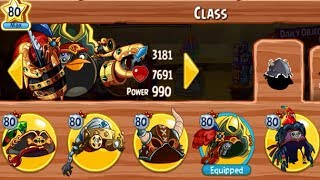 WIN ARENA WITH THE ELITE CAPT'N CLASS | Angry Birds Epic #141