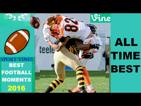 Best Football Vines of All Time Ep 1 Best Football Moments Compilation