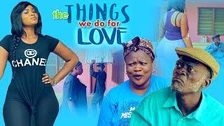 THE THINGS WE DO FOR LOVE LATEST ASANTE AKAN GHANAAIAN TWI MOVIE