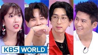 Hello Counselor - Hong Kyungmin, Lee Gikwang, Sleepy, Jisook [ENG/THAI/2017.09.18]