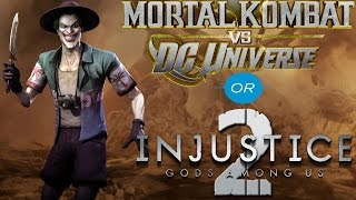 Injustice 2 OR MK Vs DC Universe 2?! (Injustice 2 Theory)