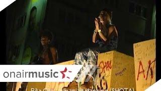 Rita Ora - dancing national albanian music SHOTA  in KOSOVO