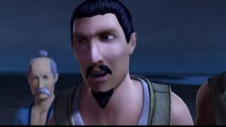 Kung Fu Master of the zodiac Epizode 2 (cartoon)
