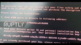 Ukraine: Ukrainian banks in disarray following ransomware attack