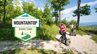 Discover Attractions at Blue Mountain - Mountaintop Segway Tours