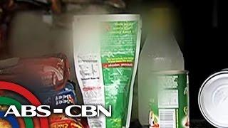 TV Patrol: FDA, nagpaalala na siyasatin ang expiration date label sa food products