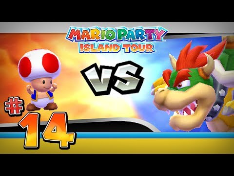 Mario Party Island Tour Bowser s Tower Floors 26 30
