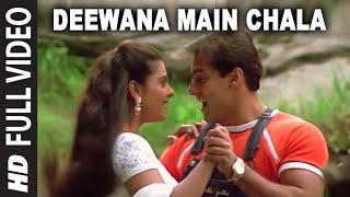 Deewana Main Chala [Full Song] | Pyar Kiya To Darna Kya | Salman Khan, Kajol