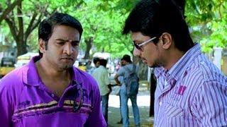 Santhanam ends his love for friendship - Oru Kal Oru Kannadi