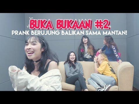 Download Lagu BUKA BUKAAN #2 : PRANK BERUJUNG BALIKAN SAMA MANTAN, CONGRATS KEY!!! MP3