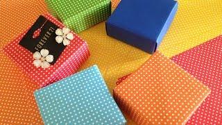Super easy DIY : Jwellery / Gift Box  | Beauty Intact