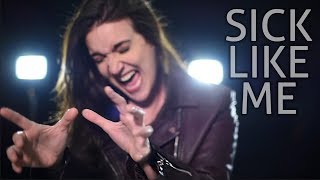 SICK LIKE ME - In This Moment (acoustic cover)