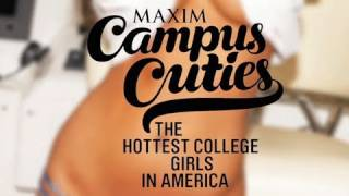 Maxim Campus Cuties 2010 - The hottest college girls in America.