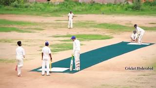 Vijaya Paul Cricket Academy Under 14 Practice Match - #CricSportsOnline