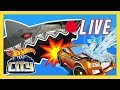 🔴 LIVE GIANT CREATURES ATTACK HOT WHEELS CITY! | Hot Wheels City | Hot Wheels