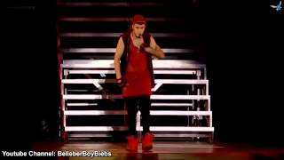 Justin Bieber - Beauty And A Beat - Concert Chile Live High Definition