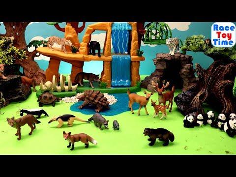 Xxx Mp4 Fun Wild Animals Toys Surprises For Kids Learn Animal Names 3gp Sex