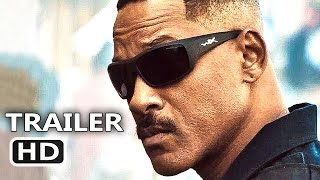 BRIGHT Official Trailer (2017) Will Smith Fantasy Thriller Netflix Movie HD